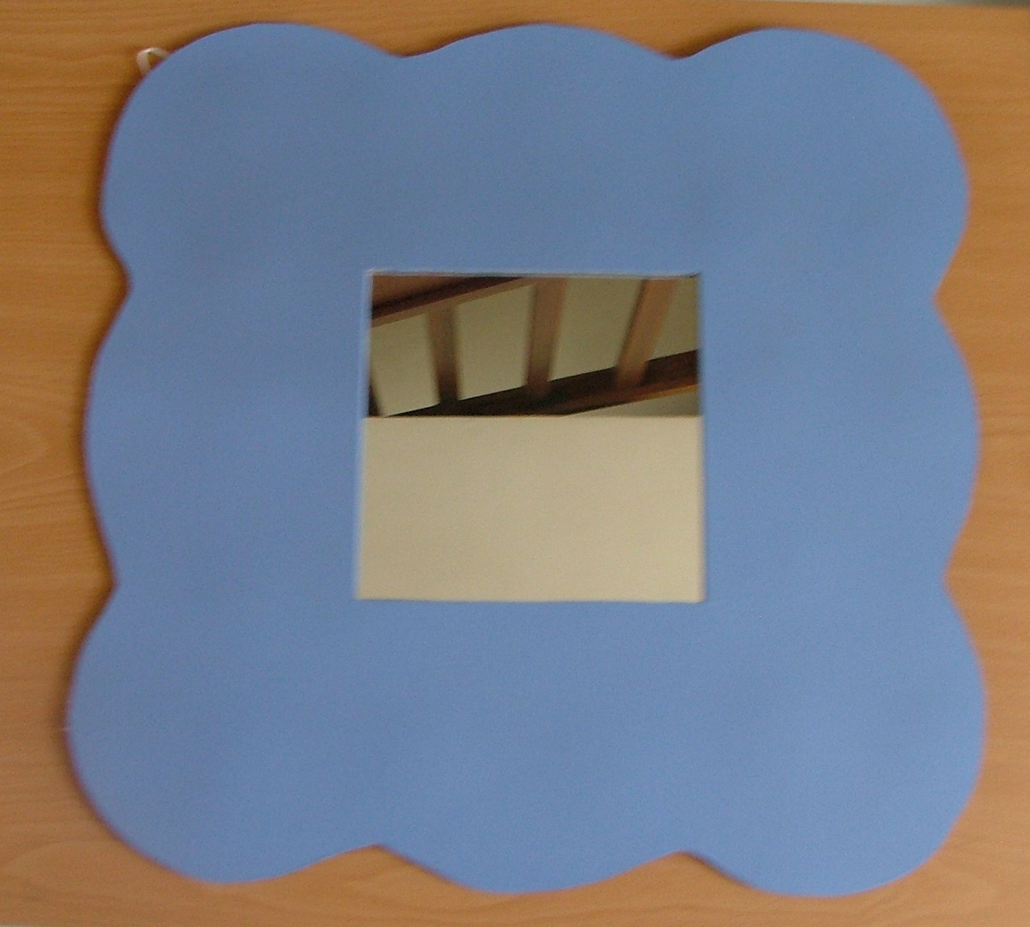 Miroir for Accrocher miroir au mur